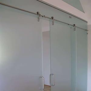 stikla starpsienas; pilnstikla starpsienas; bidamas starpsienas