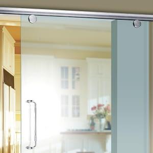 Stikla durvis; bidamas durvis; durvju enges; starpsienas; stikla sienas