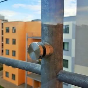 Stikla balkona margas; pilnstikla margas