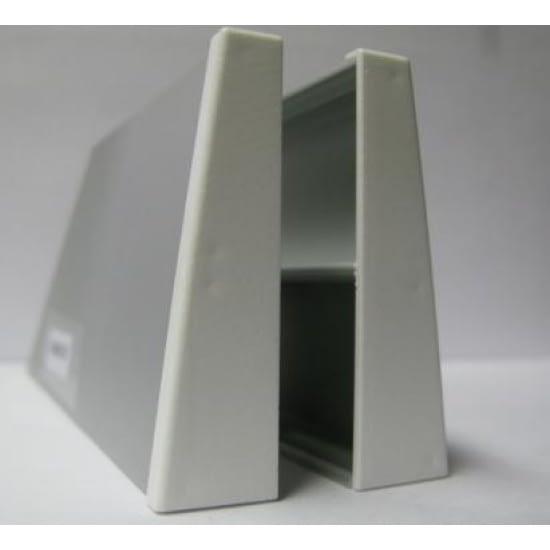 Durvju aplodas un grīdlīstes profils; alumīnija profili; anodēts alumīnijs